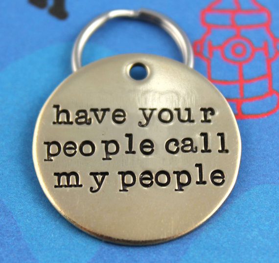 15 Of The Coolest Handmade Dog Tags You Ll Find On The