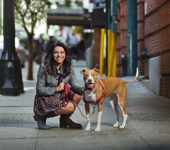 Rachael Ray dog