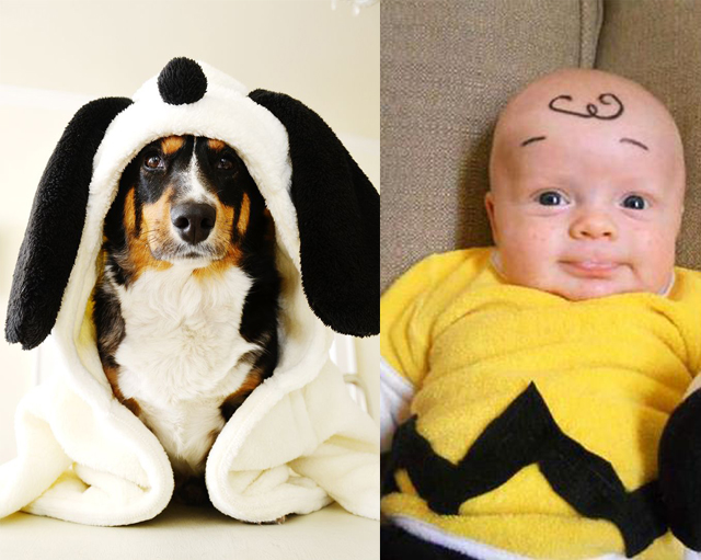 14 Adorable Couples Costume Ideas For Dogs And Kids Barkpost