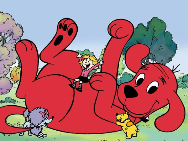 Clifford-dog