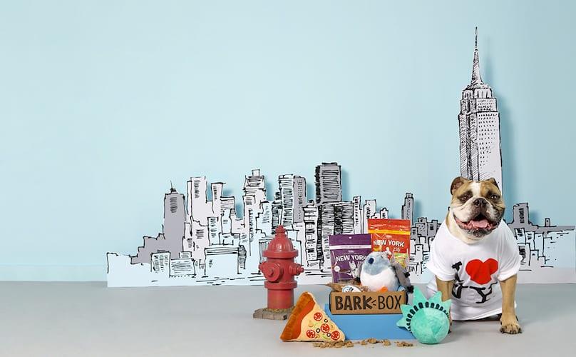 BarkBox Poo York City Best Subscription Dog Box